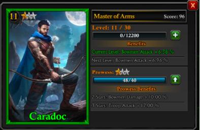 hero Caradoc