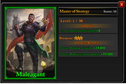 hero Maleagant