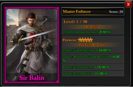Balin hero