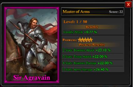 Agravain hero