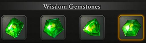 king of avalon Gemstones